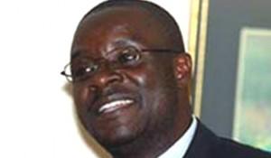 Presidential spokesperson Mr George Charamba