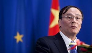 CHINESE Vice Prime Minister Mr Wang Qishan