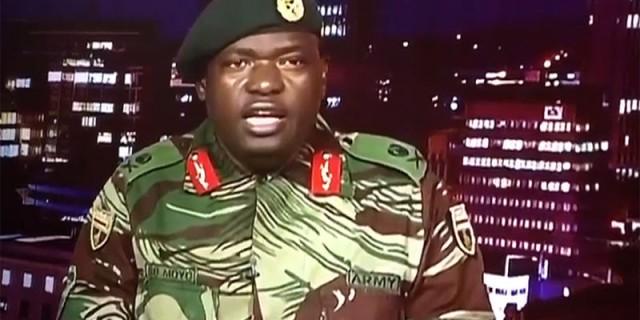 Major General Sibusiso Moyo