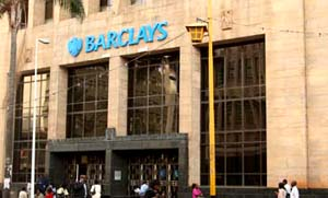 Barclays Africa's share price slides as investors brace for sale