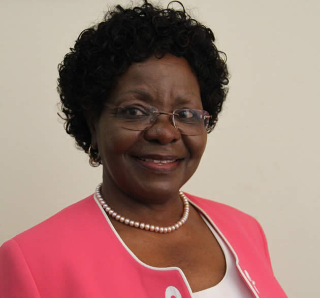 Minister of Small to Medium Enterprises and Co-operative Development, Sithembiso Nyoni