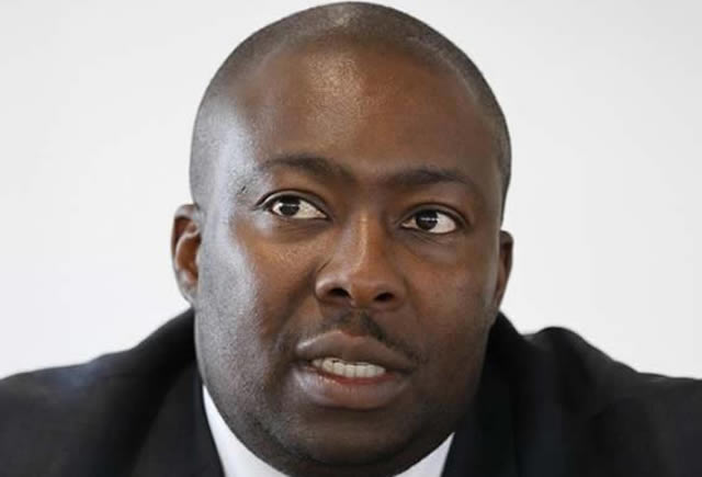 Mr Saviour Kasukuwere