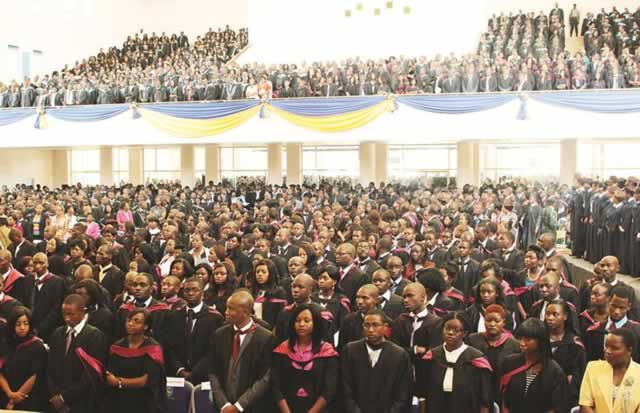 1,986 graduate at NUST | The Chronicle