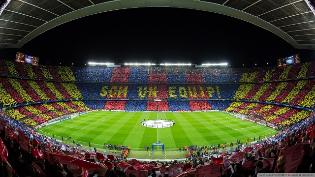 camp nou seating to rise to 105,000 | the chronicle