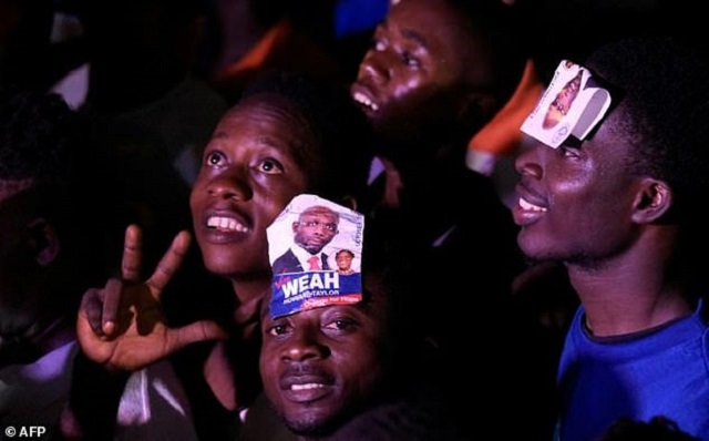 Liberians hail Weah victory