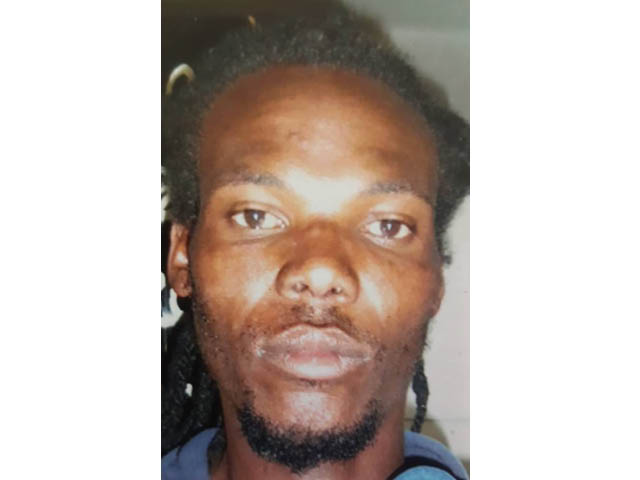 Thinkwell Moyo, the suspect still at large