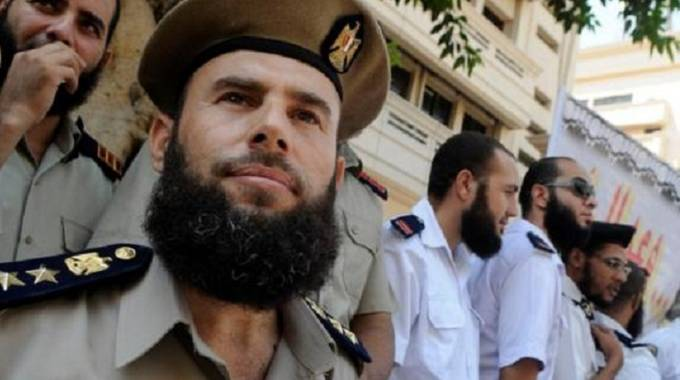 Egypt court suspends return of bearded police | The Chronicle