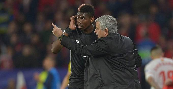 Mou warns Pogba no one is bigger than United | The Chronicle