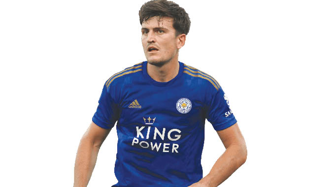 low priced c1c2a 98a63 Manchester United complete £85m Maguire transfer ...